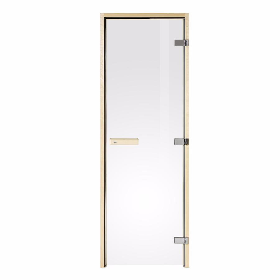 TYLO Дверь для сауны DGL 7/19 стекло прозрачное, арт. 91031705