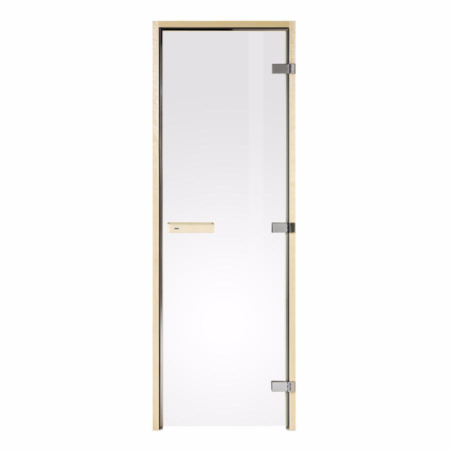 TYLO Дверь для сауны DGL 7/20 стекло прозрачное, арт. 91031725