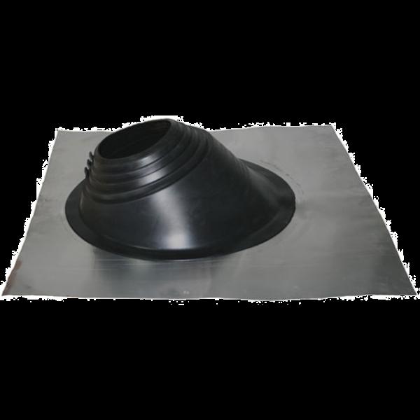MASTER FLASH Уплотнитель кровельных проходов YS-06 угловой, чёрный