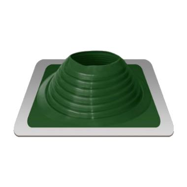MASTER FLASH Уплотнитель кровельных проходов YS-07, зеленый