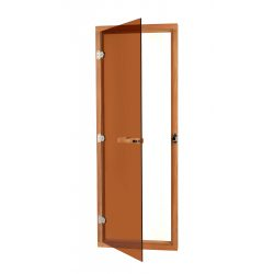 SAWO Дверь 7/19, бронза с порогом, 730-4SGD