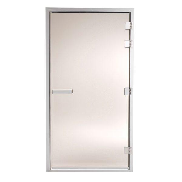 TYLO Дверь для турецкой парной 101 G, правая, коробка белая, арт. 90912027