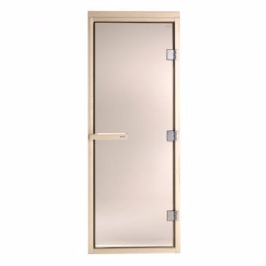 TYLO Дверь для сауны DGM-72 190 осина, стекло бронза, арт. 91031000
