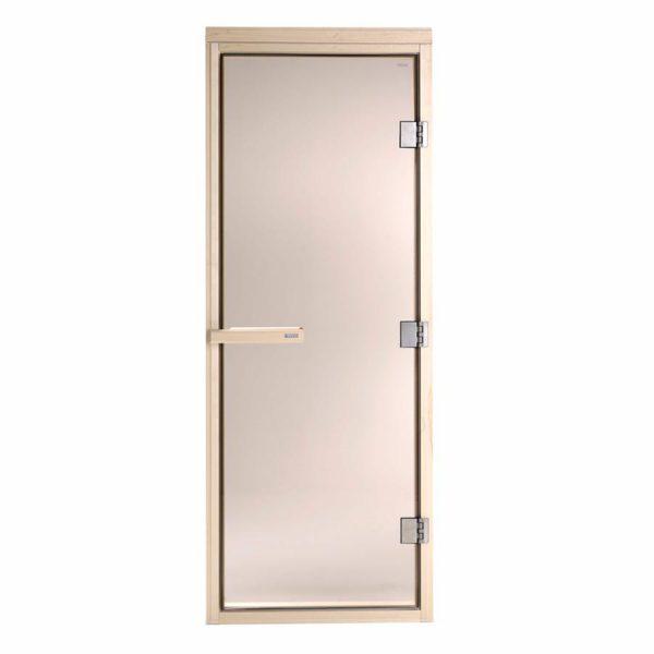 TYLO Дверь для сауны DGM-72 190 осина, стекло прозрачное, арт. 91031014