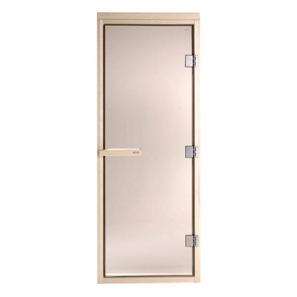 TYLO Дверь для сауны DGM-63 190 осина, стекло бронза, арт. 91031050