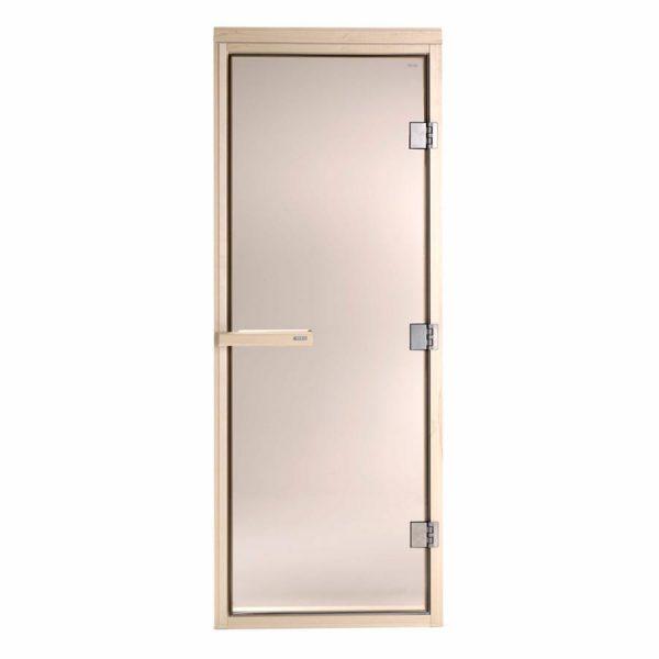 TYLO Дверь для сауны DGM-63 190 ель, стекло бронза, арт. 91031060