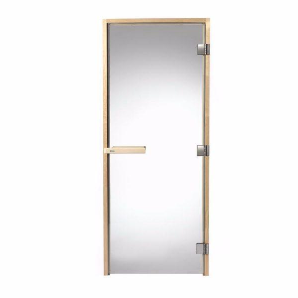 TYLO Дверь для сауны DGB 8/19 стекло прозрачное, арт. 91031515