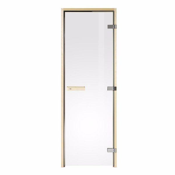 TYLO Дверь для сауны DGL 8/19 стекло прозрачное, арт. 91031715