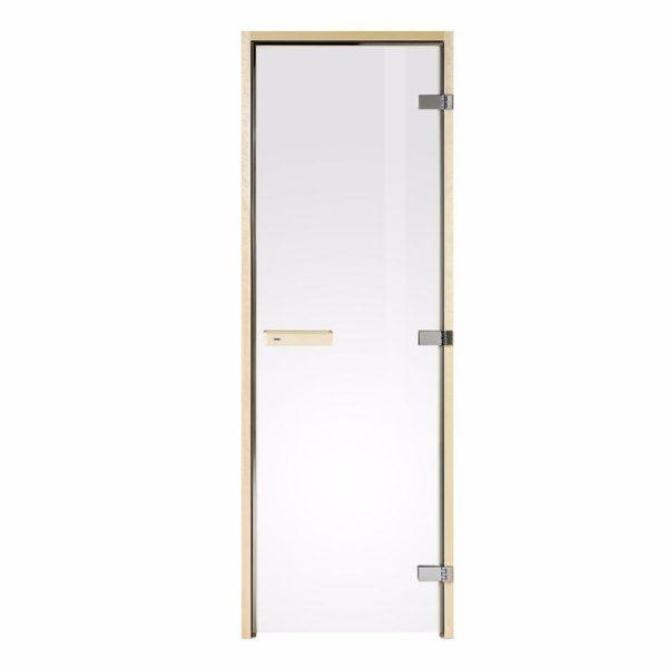 TYLO Дверь для сауны DGL 8/20 стекло прозрачное, арт. 91031735