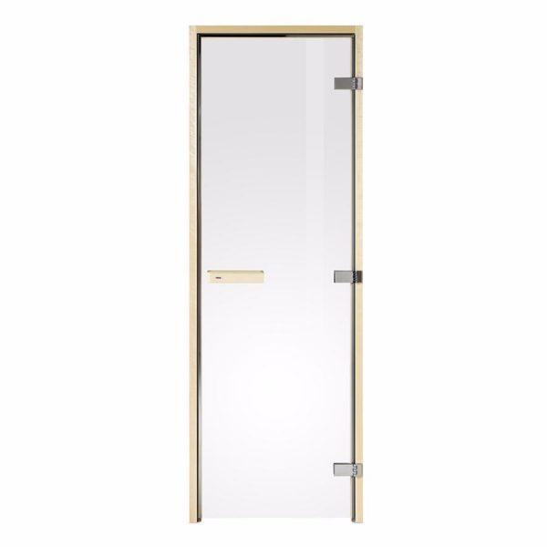 TYLO Дверь для сауны DGL 8/21 стекло прозрачное, арт. 91031755