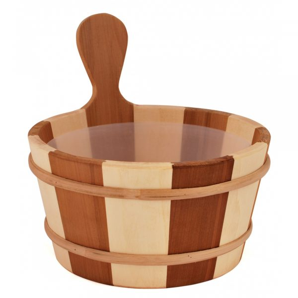 SAWO Кадушка деревянная 4л., арт. 340-Z