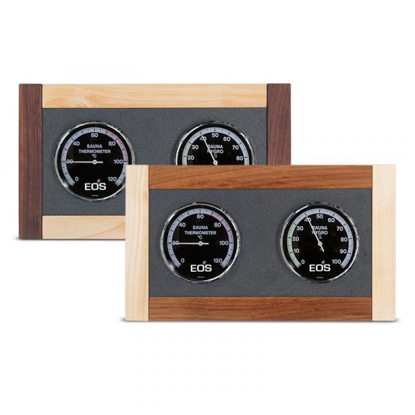 Комплект термометр и гигрометр для сауны