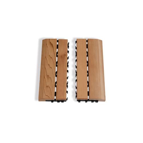 SAWO Коврик деревянный, 595-D-SID боковой (упак 2 шт.)