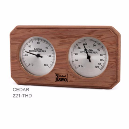 SAWO Термогигрометр, арт. 221-THD