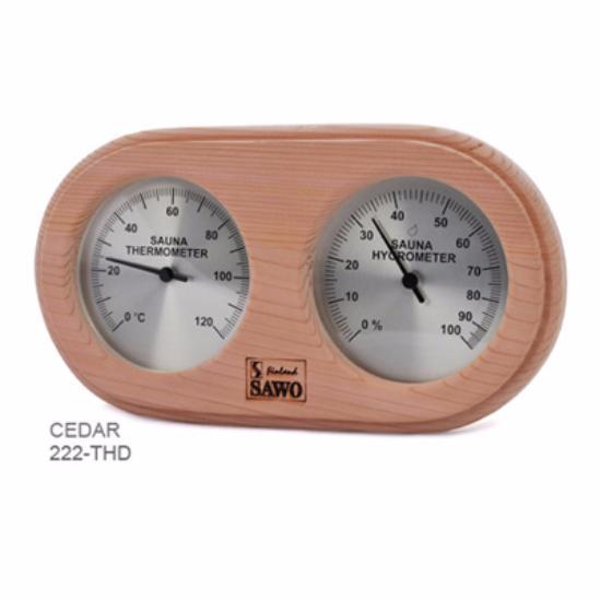 SAWO Термогигрометр, арт. 222-THD