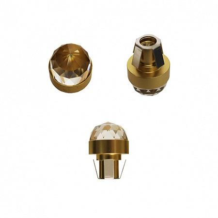 CARIITTI Светильник CR-20 Led, IP67, золото