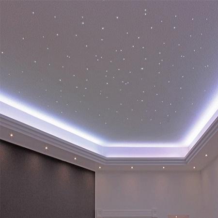 CARIITTI «Звездное небо» VPL30T, 300 волокон, мерцание, комплект