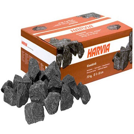 HARVIA Камни 20 кг, d<10 см